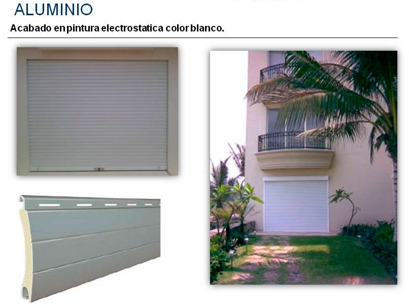 Cortinas de aluminio cortina de aluminio cortinas aluminio - Cortinas para puertas de aluminio ...