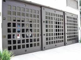 Herrer a de seguridad cortinas metalicas cortinas de acero - Cortinas metalicas decorativas ...